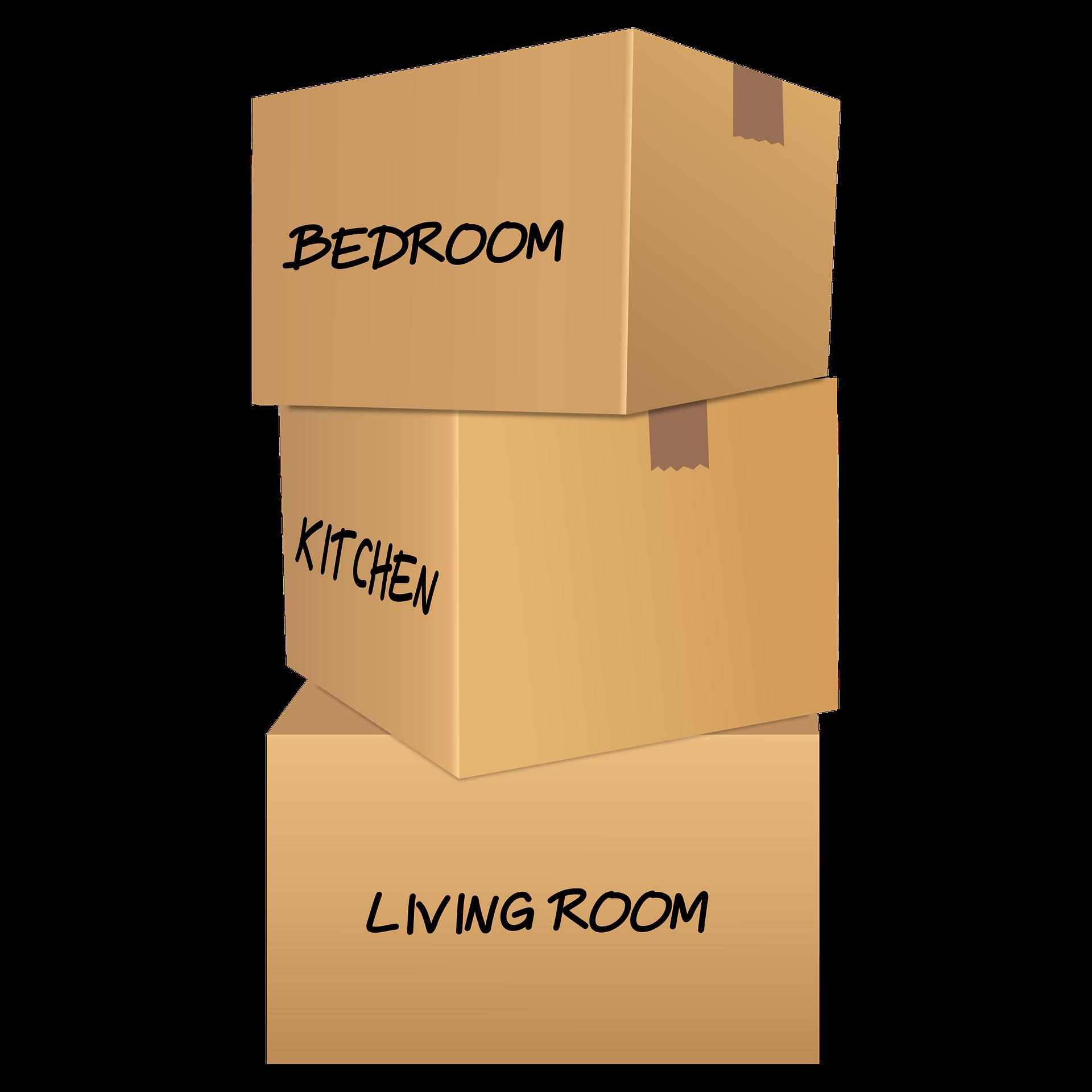 Krabice nadepisujte zboku