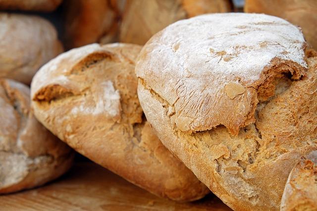 bochníky chleba