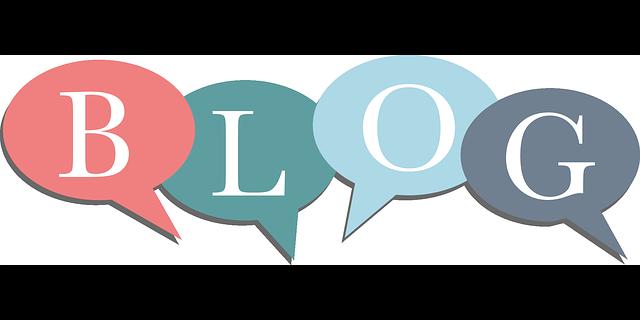 Vlastní blog